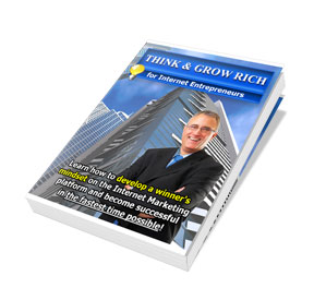 Think And Grow Rich E-Book Cover